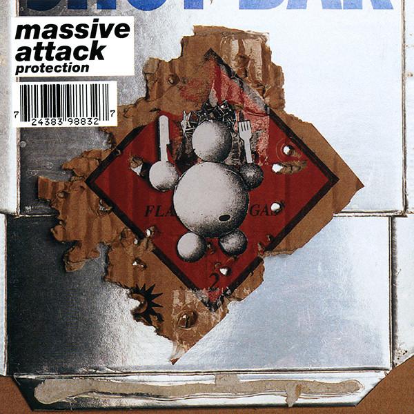 """Massive Attack """"Protection"""" LP"""